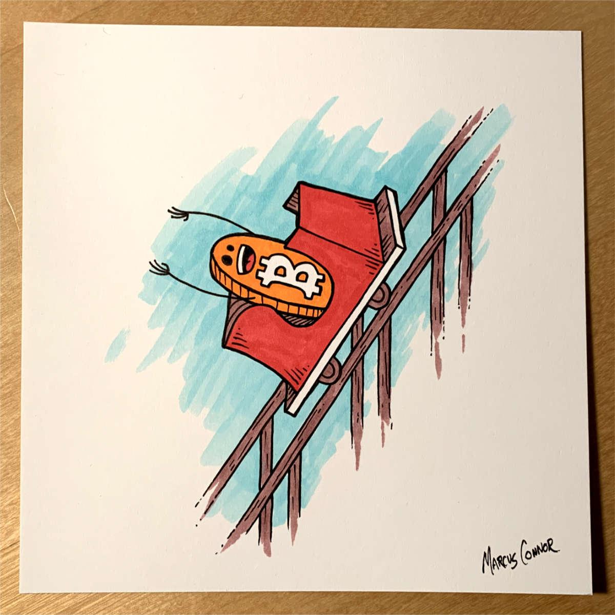 first sold art